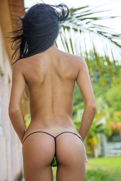 Model Denisse Gomez in Sexy Body