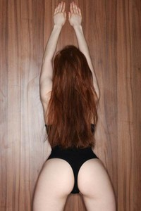 Model Jia Lissa in Passionate