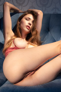 Model Milla in Incredibly Horny