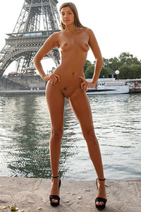 Model Maria in Oh La La Sexy Paris