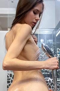 Model Leona Mia in Private Time
