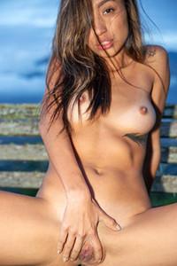 Model Camila in CARACAS VIEW