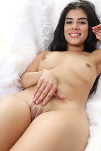 Model Janie in I Will Show You